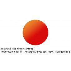 Stekla Polarized Red Mirror Antifog