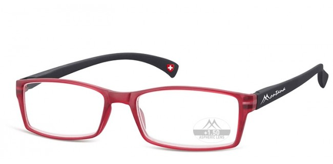 Bralna očala FIRST-CLASS RED