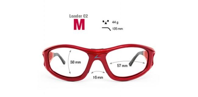 Športna očala Leader C2 M