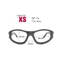 Športna očala Leader C2 XS