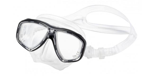 Potapljaška maska z dioptrijo M-212