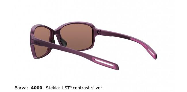 Sportna Ocala Evil Eye Basou E018 75 4000 Violet Met LST Contrast Silver Back