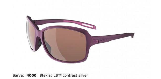 Sportna Ocala Evil Eye Basou E018 75 4000 Violet Met LST Contrast Silver Side