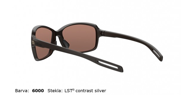 Sportna Ocala Evil Eye Basou E018 75 6000 Dark Brown Matt LST Contrast Silver Back