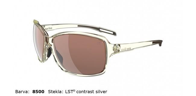 Sportna Ocala Evil Eye Basou E018 75 8500 Ivory Transparent LST Contrast Silver Side