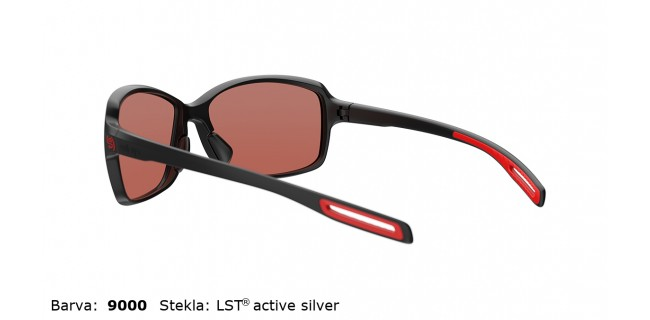 Sportna Ocala Evil Eye Basou E018 75 9000 Black Matt LST Active Silver Back