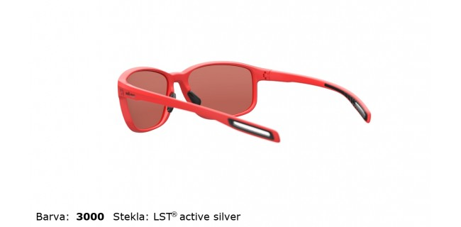Sportna Ocala Evil Eye Breye E021 75 3000 EE Red Matt LST Active Silver Back