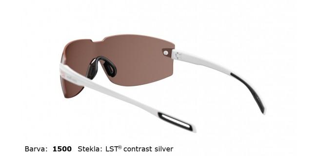 Sportna Ocala Evil Eye Dlite Y E014 75 1500 White Matt LST Contrast Silver BG White Back