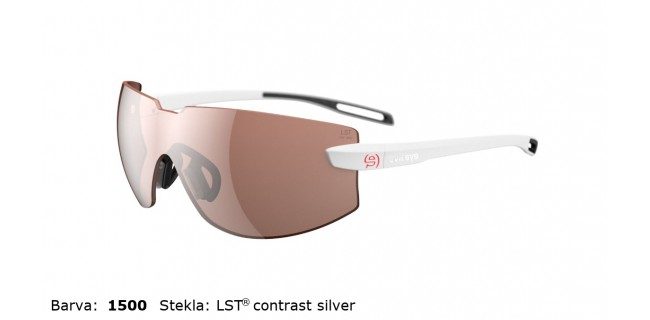 Sportna Ocala Evil Eye Dlite Y E014 75 1500 White Matt LST Contrast Silver BG White Sid