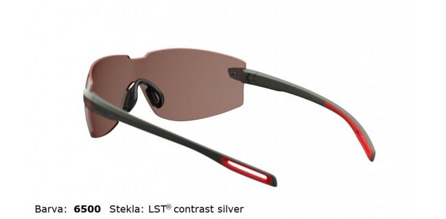 Sportna Ocala Evil Eye Dlite Y E014 75 6500 Dark Olive Met LST Contrast Silver BG White Back