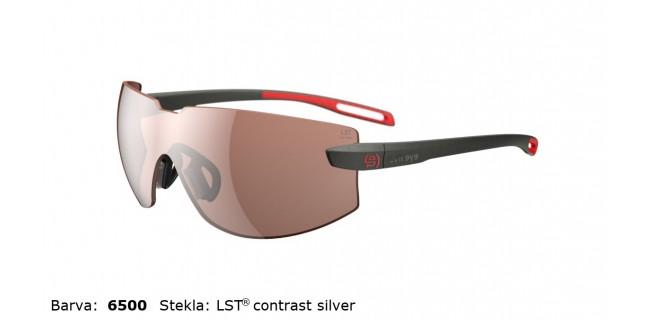 Sportna Ocala Evil Eye Dlite Y E014 75 6500 Dark Olive Met LST Contrast Silver BG White Sid