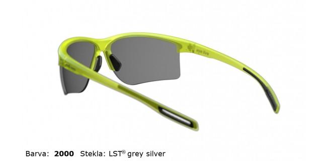 Sportna Ocala Evil Eye Epyx Y E012 75 2000 Yellow Trans Matt LST Grey Silver BG White Back
