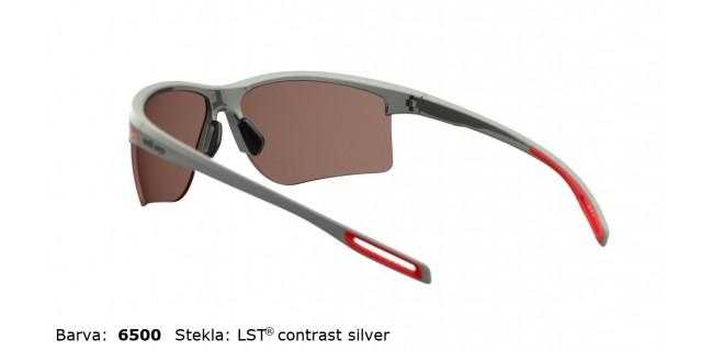 Sportna Ocala Evil Eye Epyx Y E012 75 6500 Dark Olive Met LST Contrast Silver BG White Back