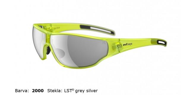 Sportna Ocala Evil Eye Fusor E006 75 2000 Yellow Trans Matt LST Grey Silver BG White Sid