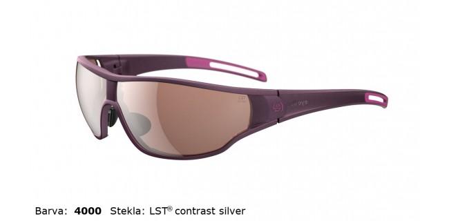 Sportna Ocala Evil Eye Fusor E006 75 4000 Violet Met LST Contrast Silver BG White Sid