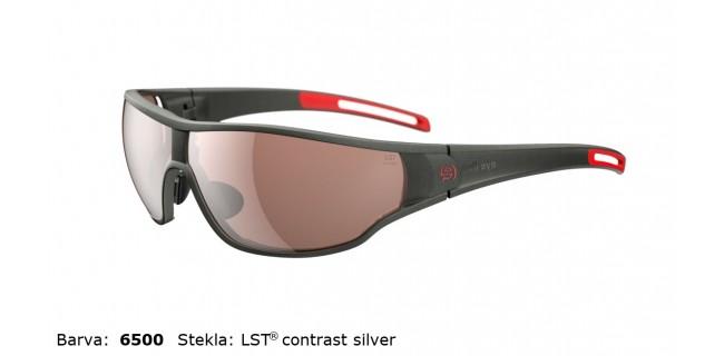 Sportna Ocala Evil Eye Fusor E006 75 6500 Dark Olive Met LST Contrast Silver BG White Sid