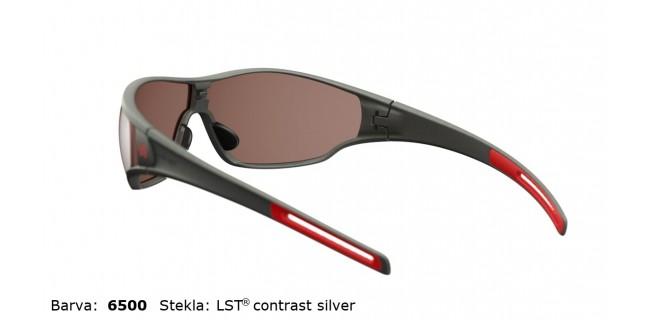 Sportna Ocala Evil Eye Fusor E006 75 6500 Dark Olive Met LST Contrast Silver BG White Back