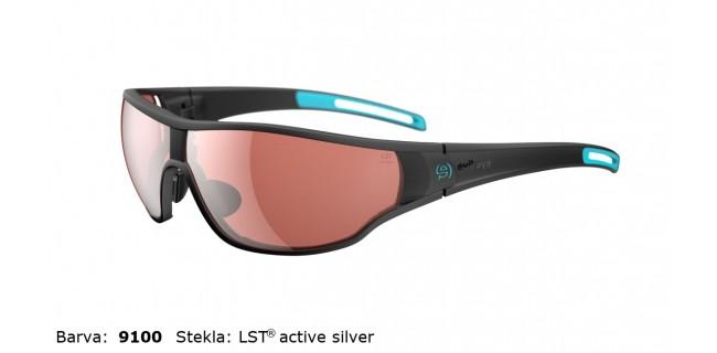 Sportna Ocala Evil Eye Fusor E006 75 9100 Black Matt Turquoise LST Active Silver BG White Sid