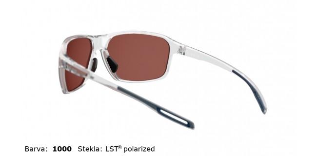 Sportna Ocala Evil Eye Nook E011 75 1000 Clear Transp LST Polarized BG White Back