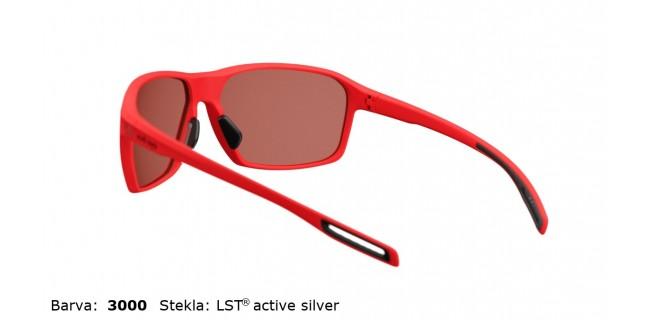 Sportna Ocala Evil Eye Nook E011 75 3000 EE Red Matt LST Active Silver BG White Back