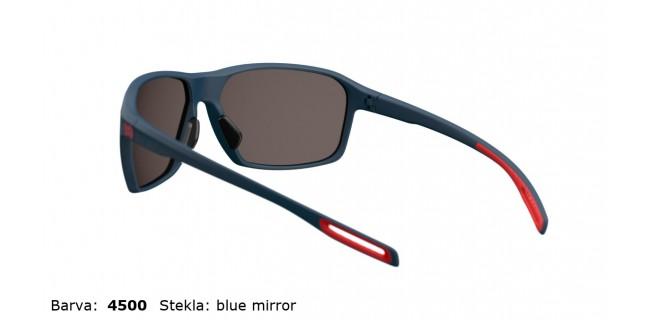 Sportna Ocala Evil Eye Nook E011 75 4500 Dark Blue Matt Blue Mirror BG White Back