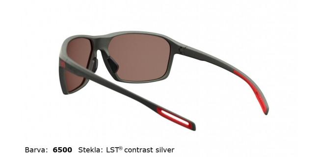 Sportna Ocala Evil Eye Nook E011 75 6500 Dark Olive Met LST Contrast Silver BG White Back
