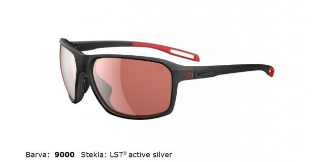 Sportna Ocala Evil Eye Nook E011 75 9000 Black Matt LST Active Silver BG White Sid