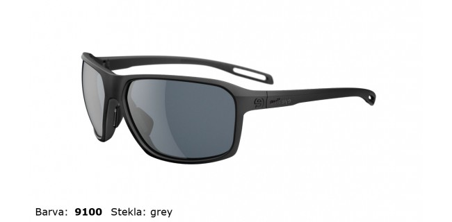 Sportna Ocala Evil Eye Nook E011 75 9100 Black Matt Grey BG White Sid
