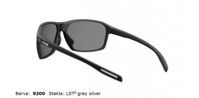 Sportna Ocala Evil Eye Nook E011 75 9200 Black Matt Matt LST Grey Silver BG White Back