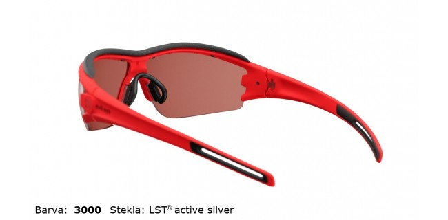 Sportna Ocala Evil Eye Trace Pro E001 75 3000 EE Red Matt LST Active Silver BG White Back