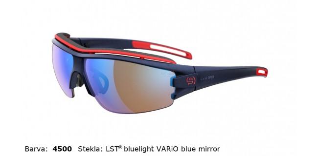 Sportna Ocala Evil Eye Trace Pro E001 75 4500 Navy Met LST Bluelight Vario Blue Mirror BG White Sid