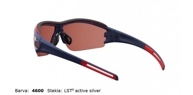 Sportna Ocala Evil Eye Trace Pro E001 75 4600 Navy Metallic LST Active Silver BG White Back
