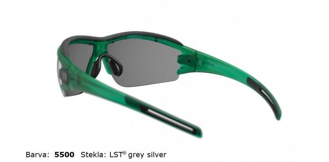 Sportna Ocala Evil Eye Trace Pro E001 75 5500 Green Trans Matt LST Grey Silver BG White Back