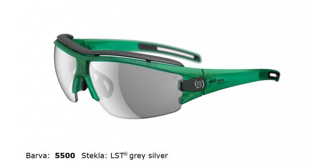 Sportna Ocala Evil Eye Trace Pro E001 75 5500 Green Trans Matt LST Grey Silver BG White Sid