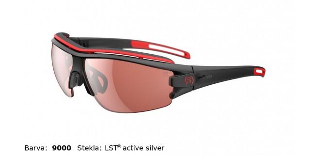 Sportna Ocala Evil Eye Trace Pro E001 75 9000 Black Matt LST Active Silver BG White Sid