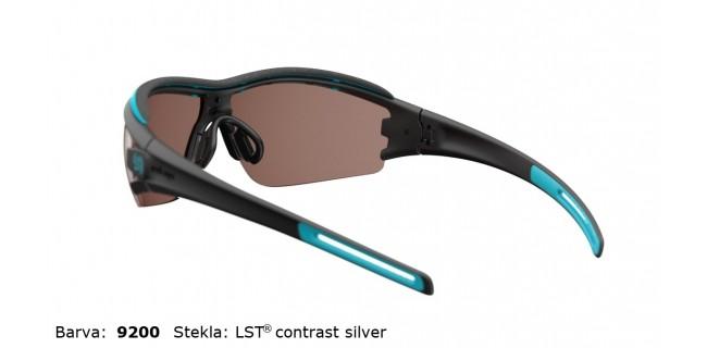 Sportna Ocala Evil Eye Trace Pro E001 75 9200 Black Matt LST Contrast Silver BG White Back
