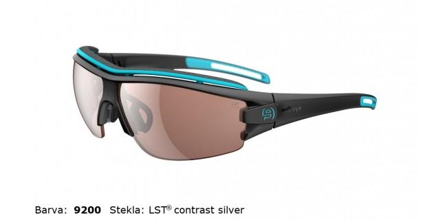 Sportna Ocala Evil Eye Trace Pro E001 75 9200 Black Matt LST Contrast Silver BG White Side