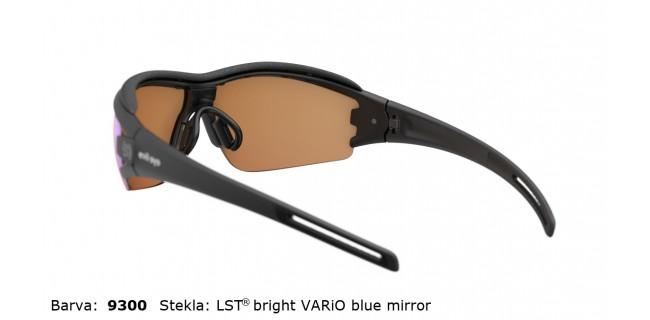 Sportna Ocala Evil Eye Trace Pro E001 75 9300 EE Black Matt LST Bright Vario Blue Mirror Side