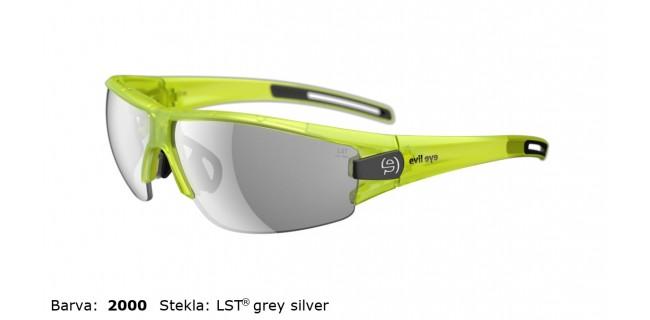 Sportna Ocala Evil Eye Trace E002 75 2000 Yellow Trans Matt LST Grey Silver BG White Sid