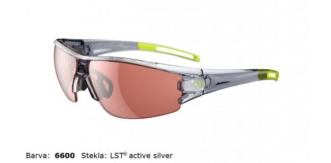 Sportna Ocala Evil Eye Trace E002 75 6600 Grey Transparent LST Active Silver BG White Sid