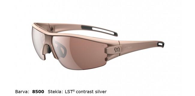 Sportna Ocala Evil Eye Trace E002 75 8500 Sand Met LST Contrast Silver BG White Sid
