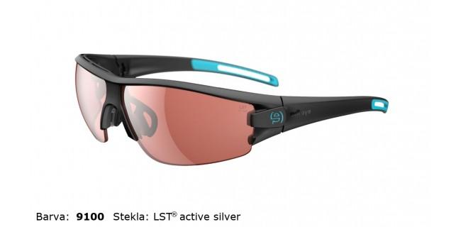 Sportna Ocala Evil Eye Trace E002 75 9100 Black Matt Turquoise LST Active Silver BG White Sid