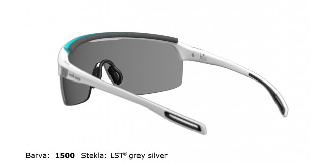 Sportna Ocala Evil Eye Traileye Pro E016 75 1500 White Matt LST Grey Silver BG White Back