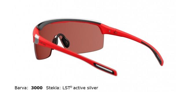 Sportna Ocala Evil Eye Traileye Pro E016 75 3000 Ee Red Matt LST Active Silver BG White Back