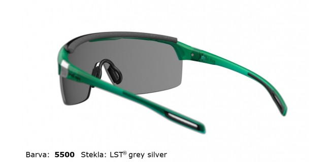 Sportna Ocala Evil Eye Traileye Pro E016 75 5500 Green Trans LST Grey Silver BG White Back