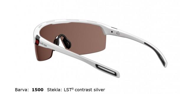 Sportna Ocala Evil Eye Traileye E017 75 1500 White Matt LST Contrast Silver BG White Back