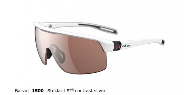Sportna Ocala Evil Eye Traileye E017 75 1500 White Matt LST Contrast Silver BG White Sid