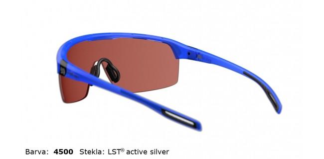 Sportna Ocala Evil Eye Traileye E017 75 4500 Blue Trans Matt LST Active Silver BG White Back