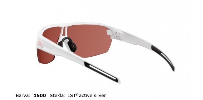 Sportna Ocala Evil Eye Vizor Hr E010 75 1500 White Matt LST Active Silver BG White Back