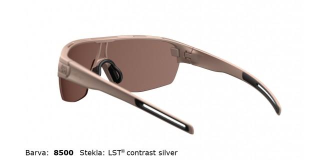 Sportna Ocala Evil Eye Vizor Hr E010 75 8500 Sand Met LST Contrast Silver BG White Back